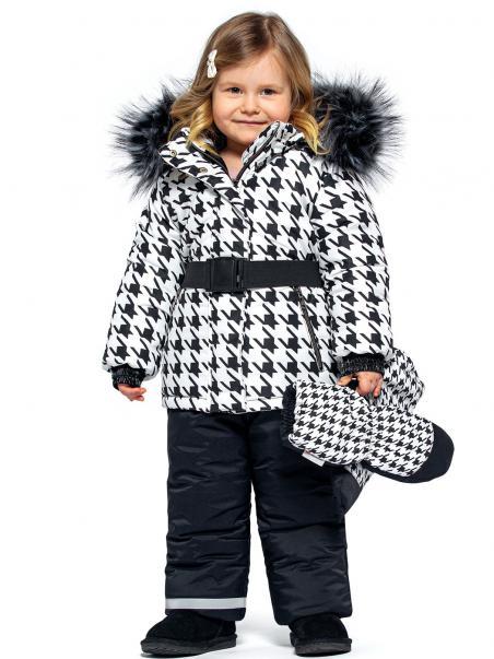 Спортивный комплект: куртка с поясом +...