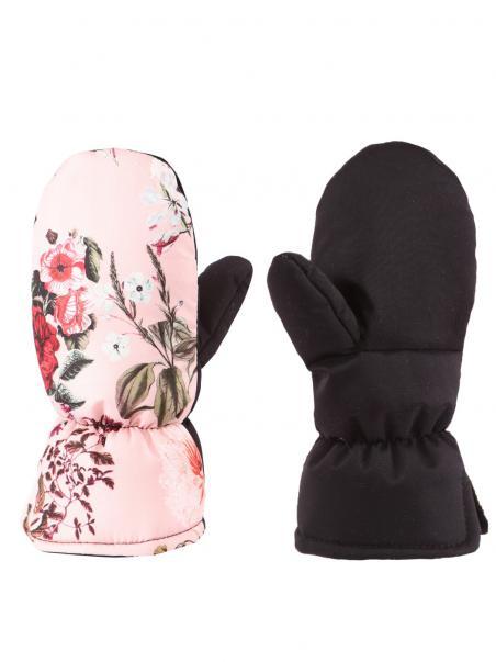 Krótkie rękawiczki zimowe